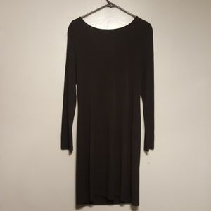 Black holiday dress